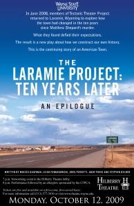LaramiePoster
