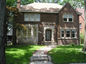 Playwright Joanna McClelland Glass's Palmer Park home