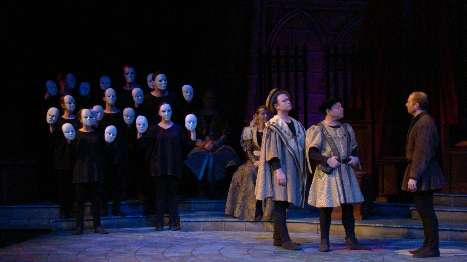 Review: Hilberry's 'Richard III' is bloody good ...
