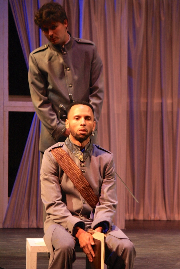 Othello at The Hilberry Theatre, Detroit
