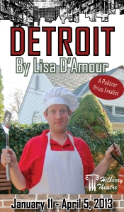 'Detroit' at the Hilberry Theatre
