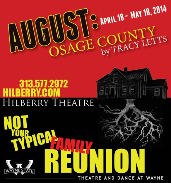 August Osage County - Hilberry (4)